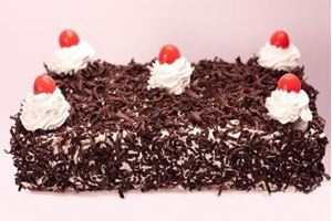 Picture of Black Forest Pastry