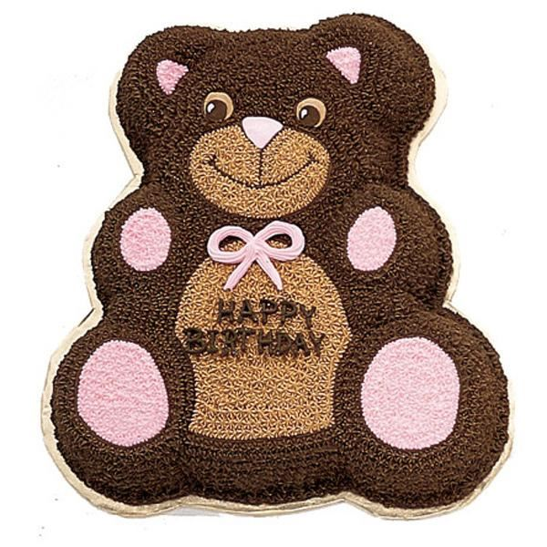 Wilton Teddy Bear Cake Pan Recipe