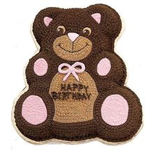 Picture of Huggable Teddy Bear Cake