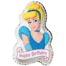 Picture of Disney Princess Cinderella Cake