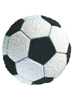 Picture of Soccer Ball Cake