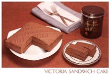 Picture of Victoria Sandwich CAKE