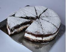 Picture of Chocolate Orange Sponge CAKE