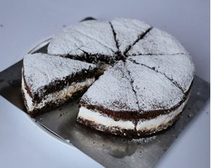 Picture of Chocolate Orange Sponge CAKE