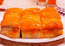 Picture of Orange Jelly Pastry