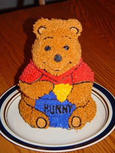 Picture of Winnie the Pooh CAKE