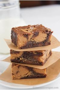 Picture of Peanut Brownies