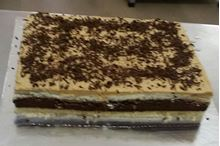 Picture of Mocha Victoria Pastry