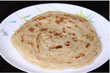 Picture of Parotta (Wheat) Butter Chicken