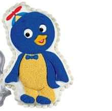 Picture of THE BACKYARDIGANS CAKE
