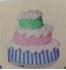 Picture of Topsy Turvy Cake