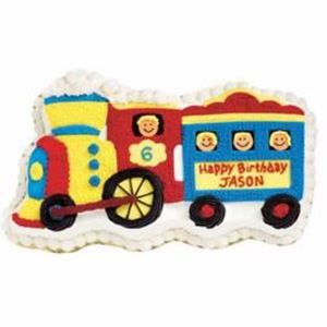 Picture of TRAIN CAKE