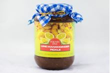 Picture of Lime Mango Ginger Pickle