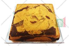 Picture of Orange Marble Cake