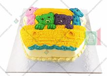 Picture of Noah's Ark Cake