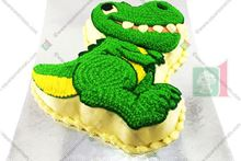 Picture of Dinosaur Cake