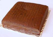 Picture of Caramel Cake Plain