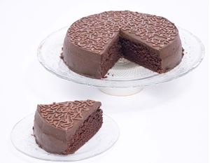 Picture of Low Calorie Chocolate Cake
