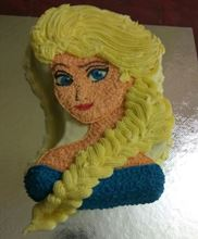 Picture of Elsa Cake