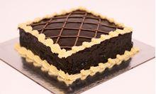 Picture of Cappuccino Fudge Cake 1 Kg
