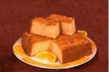 Picture of Almond Citrus Cake