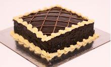 Picture of Cappuccino Fudge Cake 500g