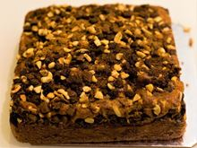 Picture of Choco Chip Crumb Cake 500g