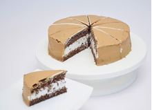 Picture of Chocolate Coffee Sponge CAKE 600g