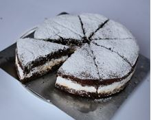 Picture of Chocolate Orange Sponge CAKE 600g