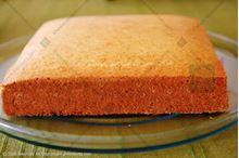 Picture of Eggless Vanilla Cake Plain