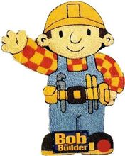 Picture of Bob The Builder Eggless Vanilla Cake