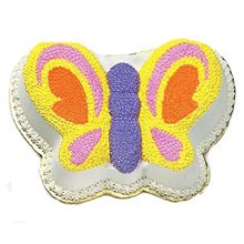 Picture of Butterfly Butter Cake