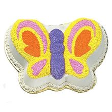 Picture of Butterfly Rich Fruit Cake