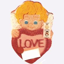 Picture of Cupid Caramel Cake