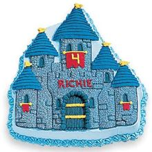 Picture of Enchanted Castle Chocolate Cake