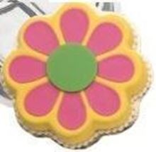 Picture of Flower Power Eggless Vanilla Cake