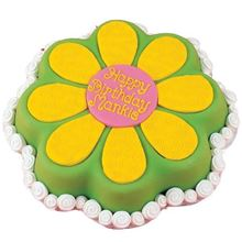 Picture of Flower Power Rich Fruit Cake
