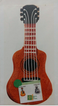 Picture of Guitar Chocolate Cake