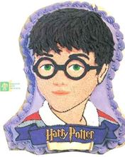 Picture of Harry Potter Eggless Chocolate Cake