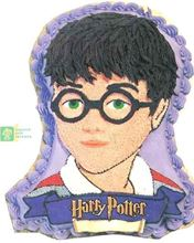 Picture of Harry Potter Eggless Vanilla Cake