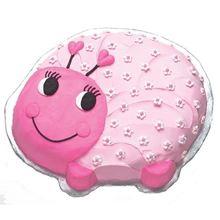 Picture of Ladybug Chocolate Cake