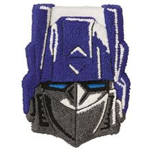 Picture of Optimus Prime Transformers Eggless Chocolate Cake