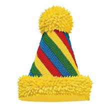 Picture of Party Hat Butter Cake