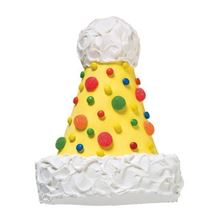 Picture of Party Hat Eggless Vanilla Cake