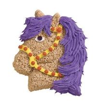 Picture of Party Pony Eggless Vanilla Cake