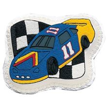 Picture of Race Car Butter Cake