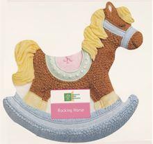 Picture of Rocking Horse Caramel Cake
