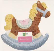 Picture of Rocking Horse Eggless Chocolate Cake