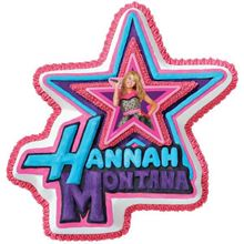 Picture of Hannah Montana Butter Cake
