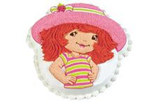 Picture of Strawberry Shortcake Rich Fruit Cake